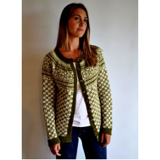 Handknitted jacket